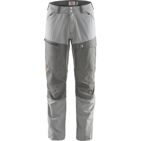 Fjällräven Abisko Midsummer Broek Heren, shark grey/super grey